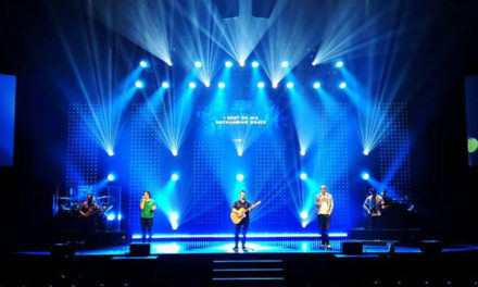 CHAUVET Professional at Christ Community Church