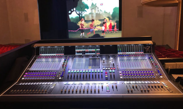 DiGiCo finds a home in Cambodia