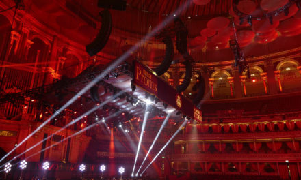 L-ISA returns to Royal Albert Hall for BBC Proms