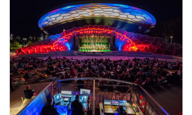 L-Acoustics shines at the Gold Coast's state-of-the-art outdoor amphitheatre