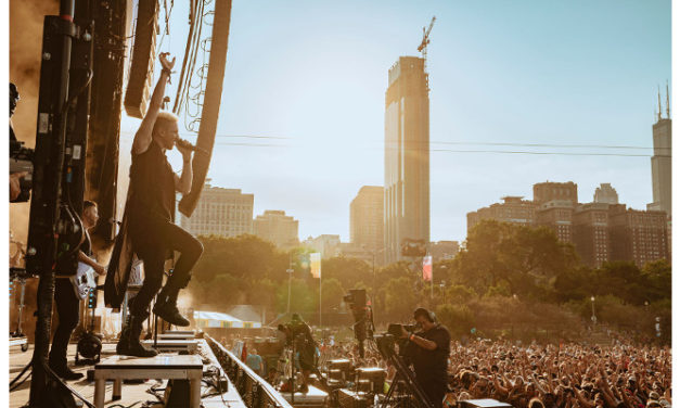 LD Systems lauds L-Acoustics for Lollapalooza
