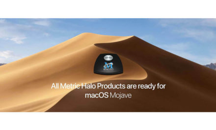 All Metric Halo Software is now compatible with the new Mac OS