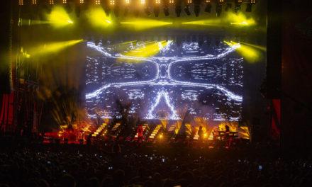 Robe enjoys The Weeknd at Lollapalooza Berlin