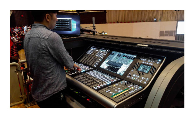 Bethel Church goes digital with SSL L500 in South Korea