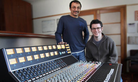 Celebrated sound engineer Aki Khan shares his journey