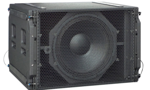 Alcons Audio now shipping the LR18B line-array bass