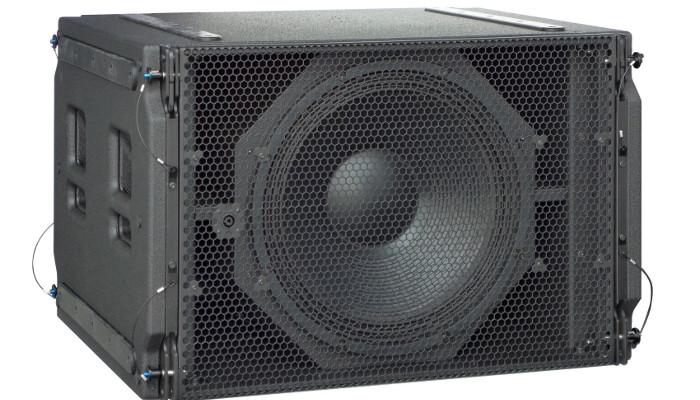Alcons Audio now shipping the LR18B line-array bass