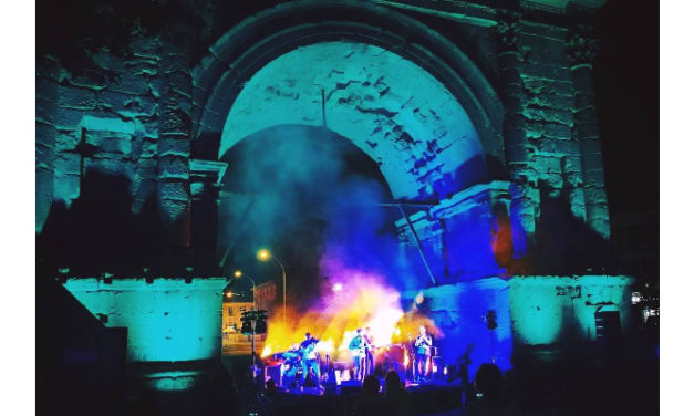 CHAUVET adds a timeless touch to L'Orage concert