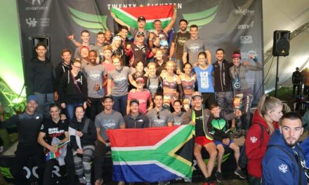 Jason Fritz back in SA after OCR World Championship