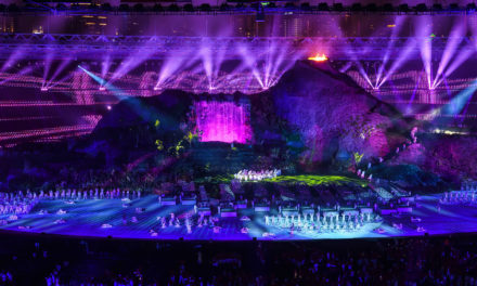 Robe shines at the 2018 Asian Games