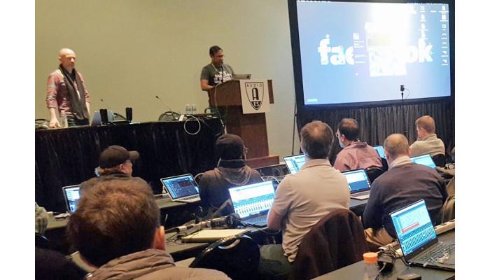 AES New York 2018 hosts Facebook 360 Immersive production workshops