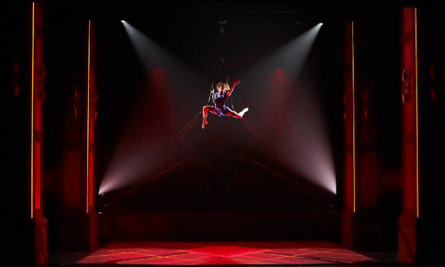 "Cirque Eloize's ""Hotel"" goes on tour with Claypaky"
