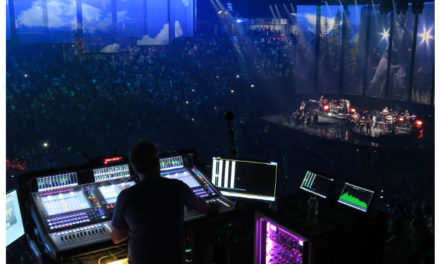 DiGiCo is on point for Justin Timberlake