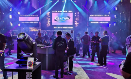 Elation continues the trend of innovation at LDI 2018