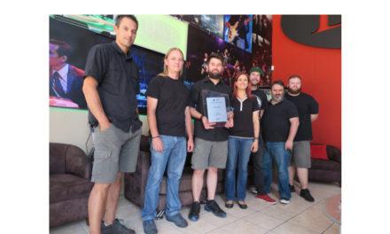 DWR receives ProLyft Distributor Platinum Award