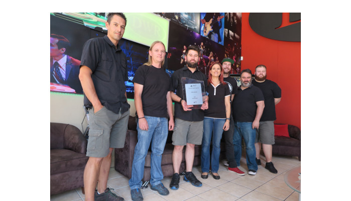 DWR receives ProLyft Distributor Platinum Award