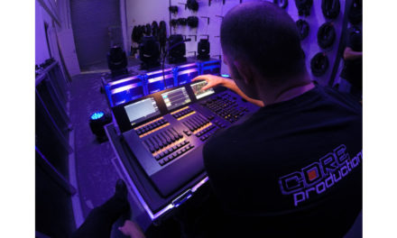 Core Productions gear up with DWR