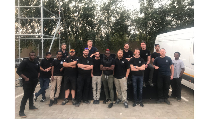 Users gather for System Fundamentals and K-series sessions in South Africa