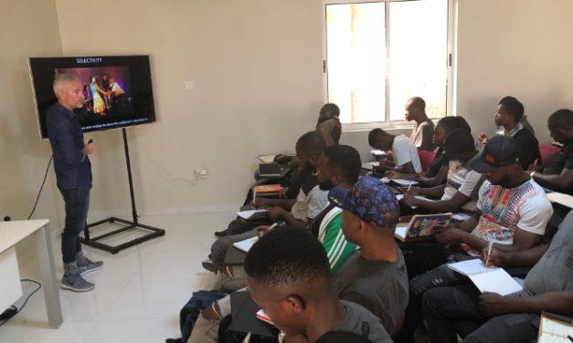 Lagos jumps at DWR training