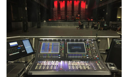 DiGiCo shines on Mike Shinoda's Solo tour