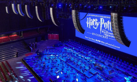 L-Acoustics for Harry Potter in Concert live performance