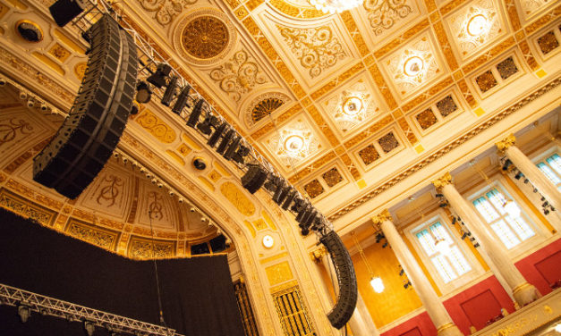 L-Acoustics  for Vienna's liveliest concert hall