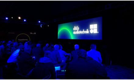 d&b audiotechnik at NAMM 2019