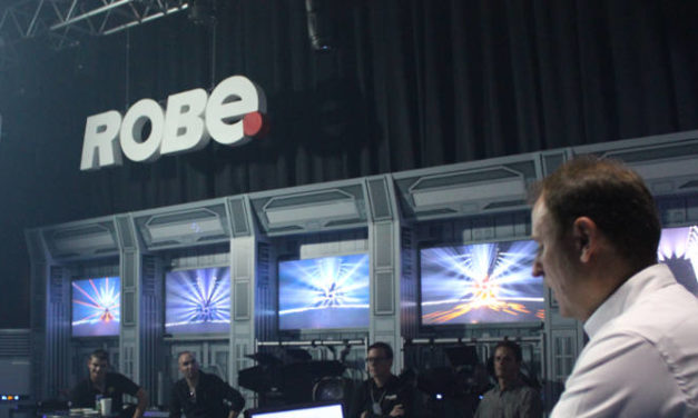ROBE'S INNOVATIVE LIGHTING TECHNOLOGY