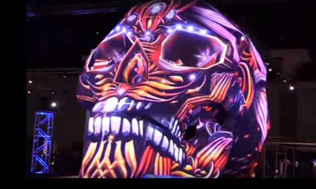 BART KRESA PROJECTION SCULPTURE TO DEBUT AT ISE 2019