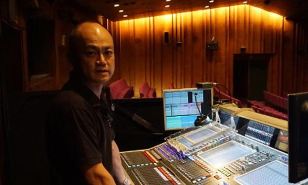 DIGICO THEATRE SOFTWARE ESSENTIAL FOR HISTORIC JAPANESE THEATRE