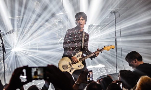 JOHNNY MARR'S JOURNEY TO EartH