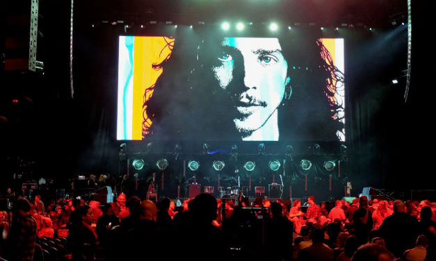 RAT SOUND FLIES L-ACOUSTICS FOR CHRIS CORNELL TRIBUTE