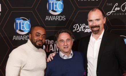 JBL PROFESSIONAL WINS AT THE 2019 NAMM TEC AWARDS