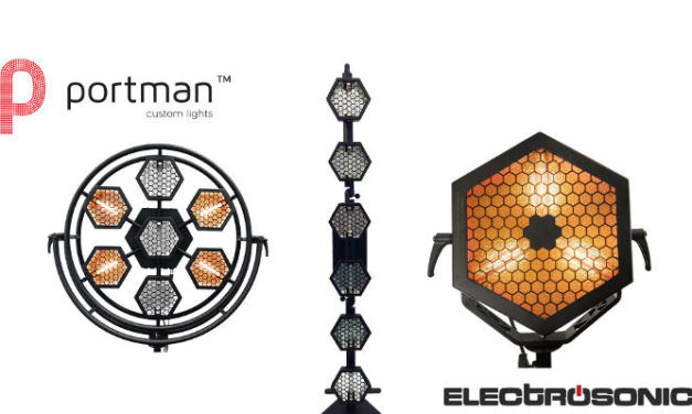 PORTMAN LIGHTING NOW AVAILABLE IN SOUTH AFRICA