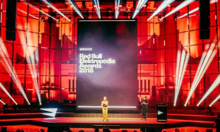 RED BULL ELEKTROPEDIA AWARDS WITH CHAUVET PROFESSIONAL
