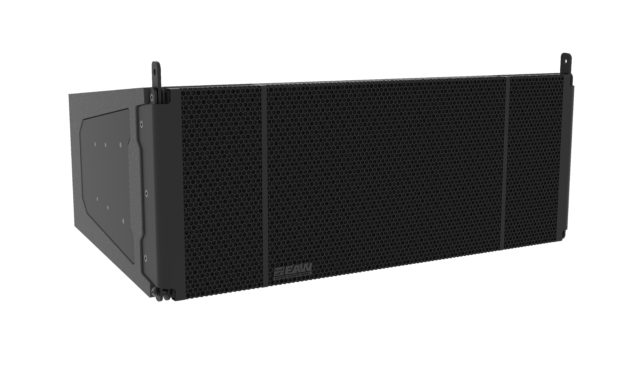 NEXT-GENERATION EAW INSTALLATION LINE ARRAY