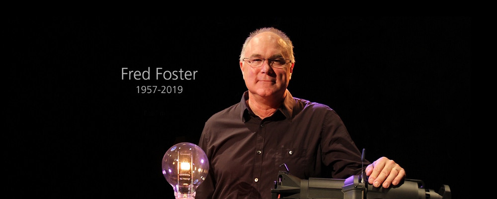 ETC CEO FRED FOSTER PASSES