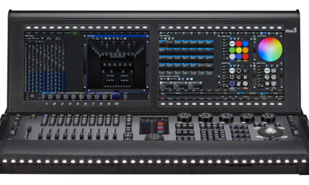 HIGH END SYSTEMS ROLLS OUT HOG 4-18