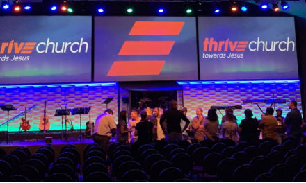 THRIVE CHURCH UPGRADES TO L-ACOUSTICS