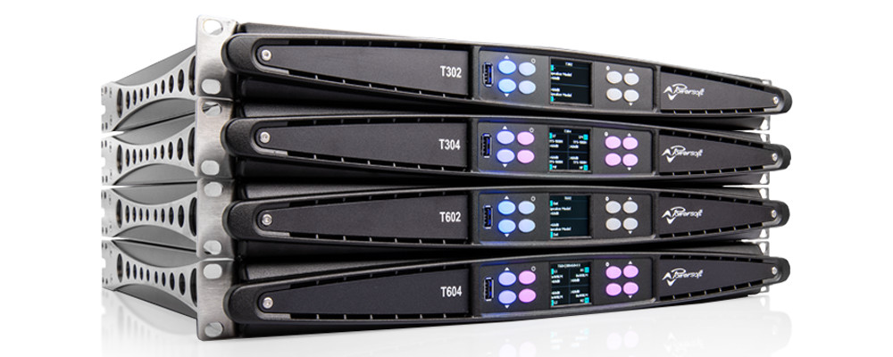POWERSOFT'S BRAND NEW WORKHORSE FOR TOURING