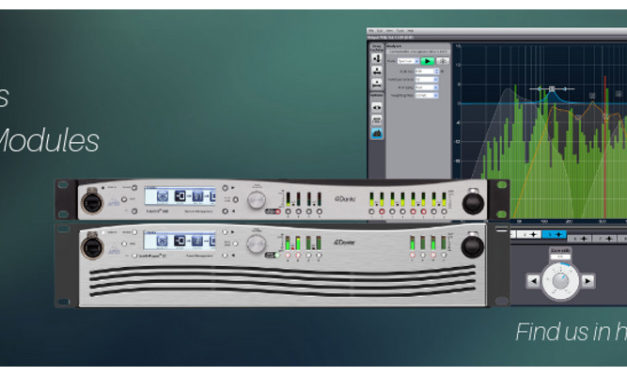 APEX INTRODUCES INTELLI-POWER 10 SYSTEM PROCESSOR AT ISE 2019