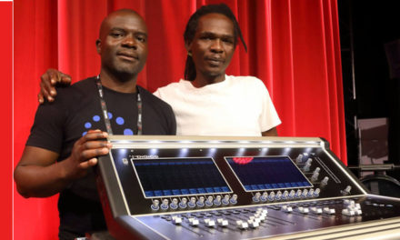 DiGiCo S21 for Swaziland