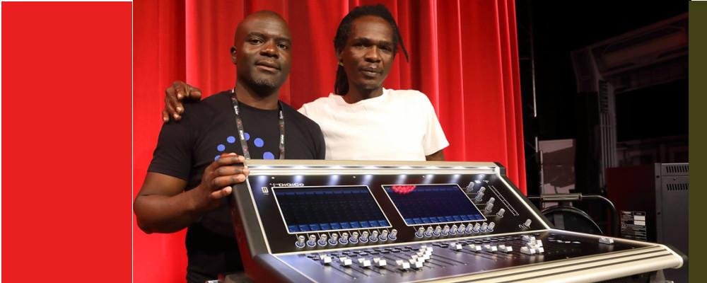 DiGiCo S21 for Swaziland