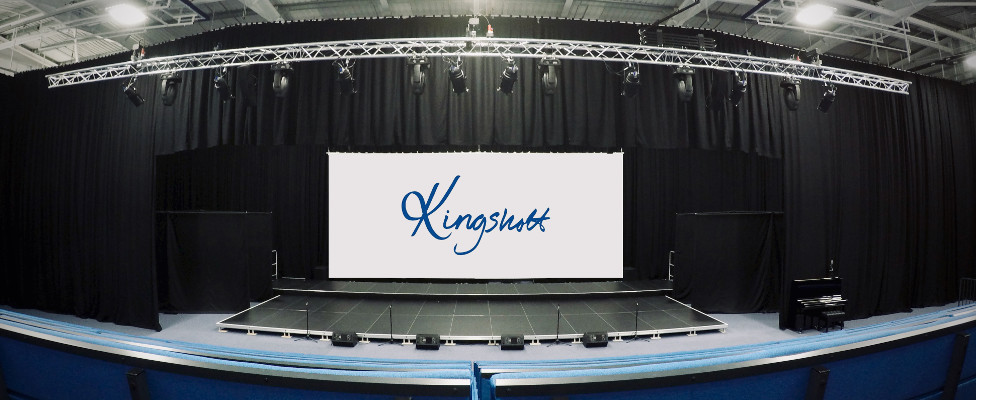 DIGITAL PROJECTION AT KINGSHOTT SCHOOL