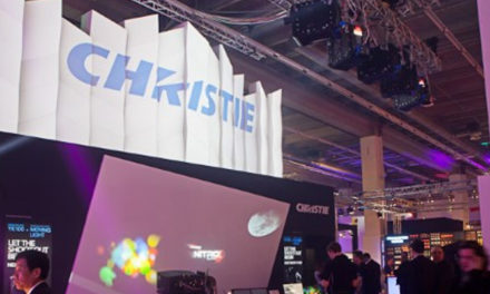 CHRISTIE IS BRINGING POWERFUL TOOLS TO PROLIGHT + SOUND