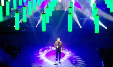 CHAMSYS FOR GREEK LEGEND ANTONIS REMOS