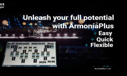 POWERSOFT RELEASES ARMONIAPLUS UPDATE
