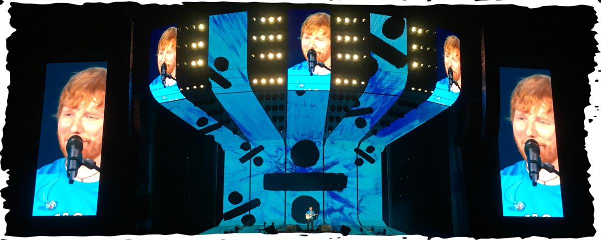 ED SHEERAN: THE ÷ TOUR