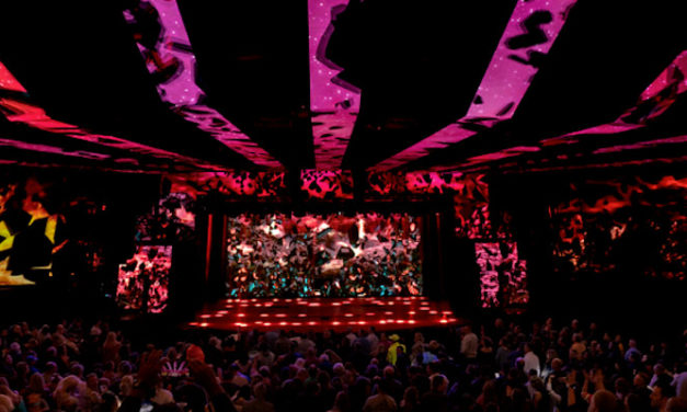 HIGH END SYSYTEMS MAKES MAGIC WITH CRISS ANGEL