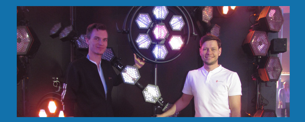 PORTMAN LIGHTS LAUNCHES ALL-LED P1 MINI